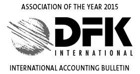 DFK International: Association of the Year 2015