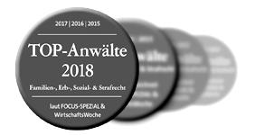 TOP-Rechtsanwälte 2018