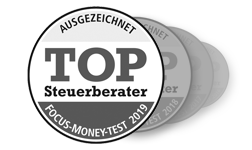 FOCUS-MONEY: TOP Steuerberater 2019